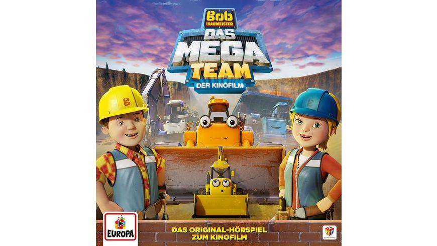 Das Mega Team Hoerspiel zum Kinofilm 2017