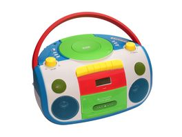 Stereoradio mit CD Kassette HARLEKIN CDC 1701