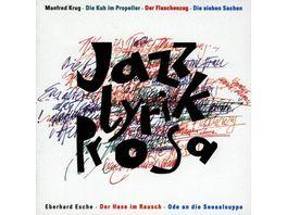 Jazz Lyrik Prosa