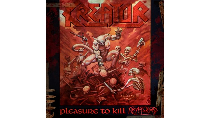 Pleasure to Kill Remastered