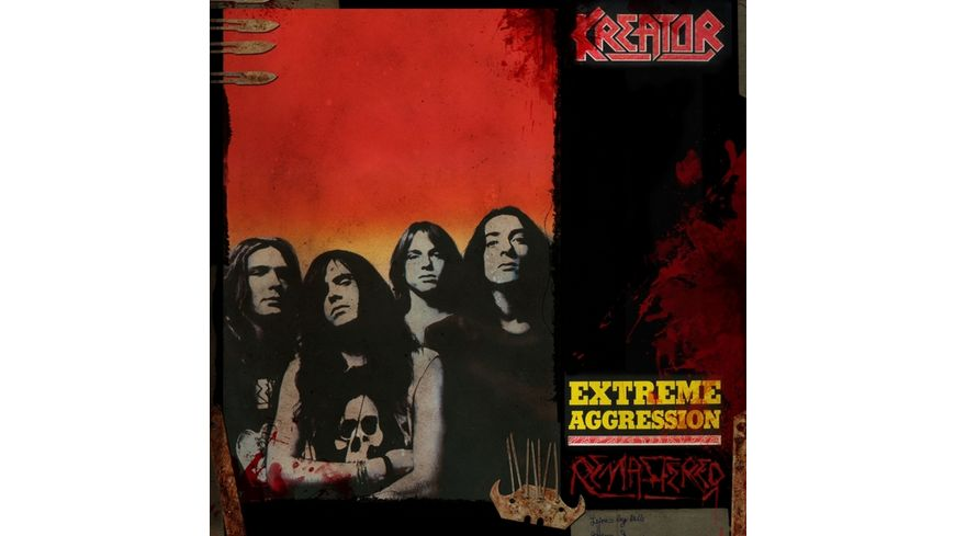 Extreme Aggression Remastered