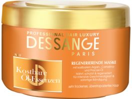 DESSANGE Maske Professional Hair Luxury Kostbare Oel Essenzen