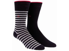 Calvin Klein Herrensocken 2er Pack