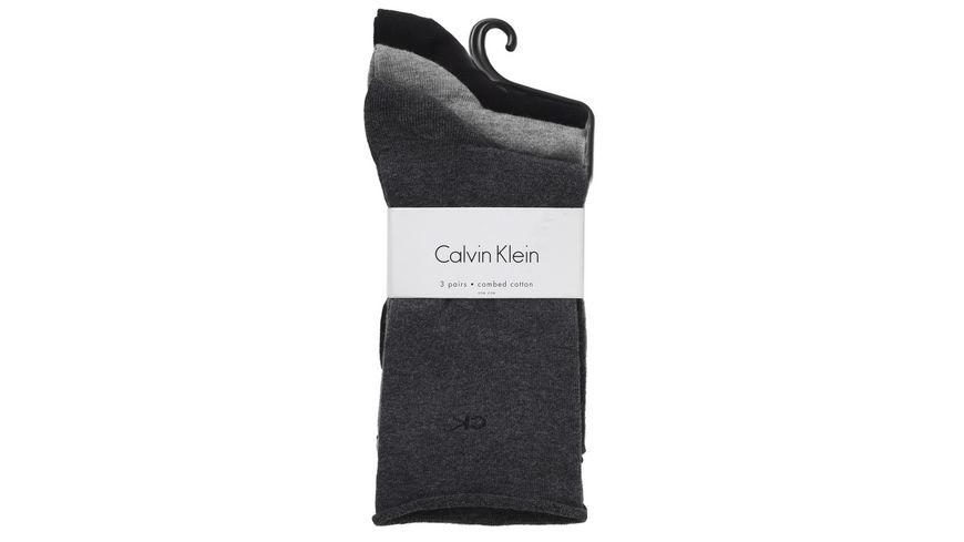 Calvin Klein Damensocken 3er Pack