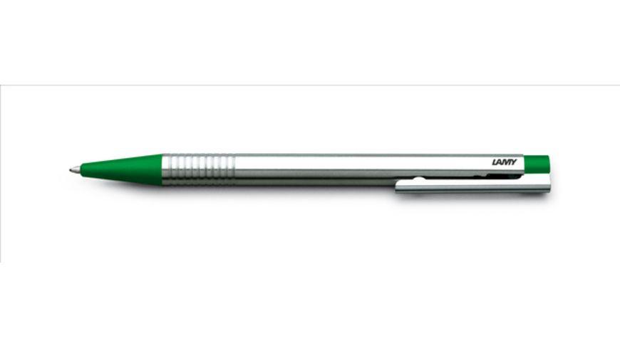 LAMY Kugelschreiber Logo 205 gruen