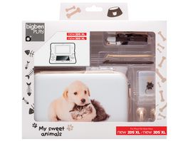 New Nintendo 2DS XL Pack Baby Animals