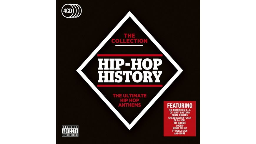 Hip Hop History The Collection