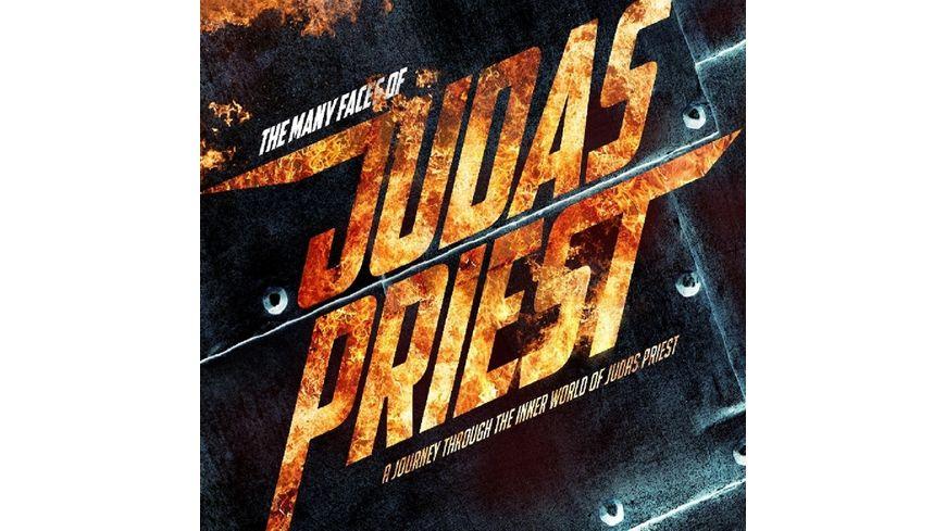 Many Faces Of Judas Priest