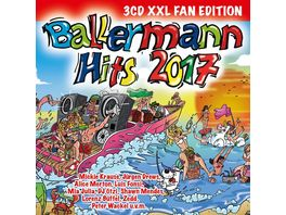 Ballermann Hits 2017 XXL Fan Edition
