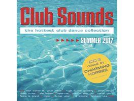 Club Sounds Summer 2017