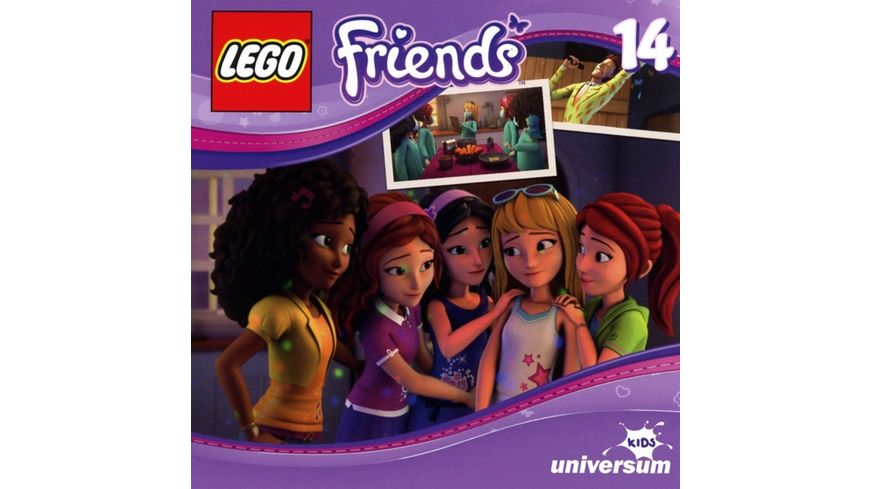 LEGO Friends CD 14