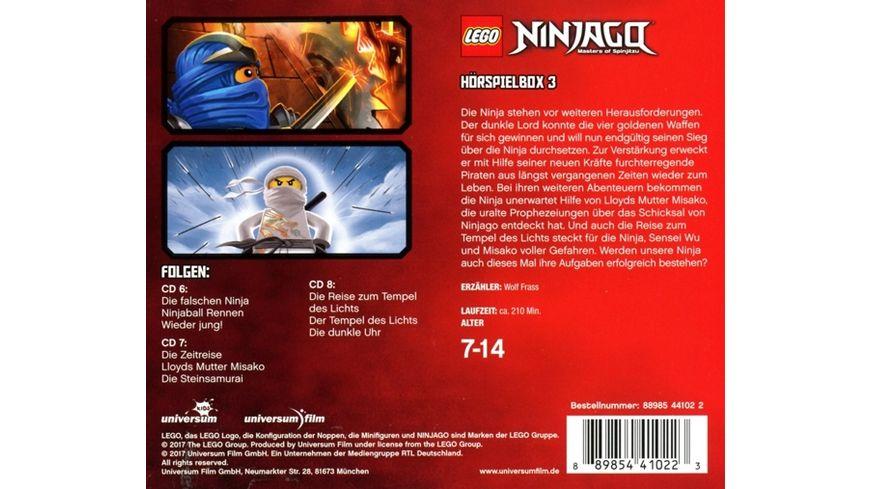LEGO Ninjago Hoerspielbox 3
