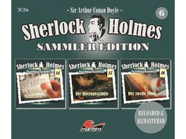 Sherlock Holmes Sammler Edition 6