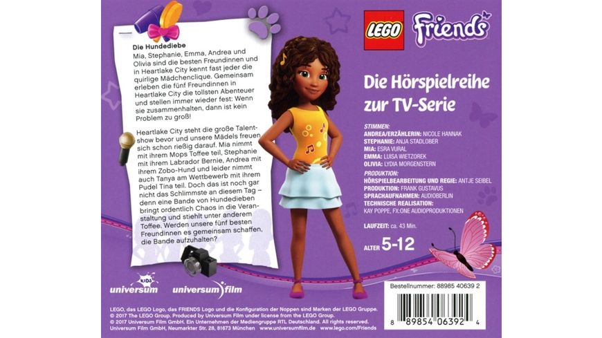 LEGO Friends CD 13