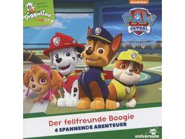Hoerspiel Folge 2 Der fellfreunde Boogie