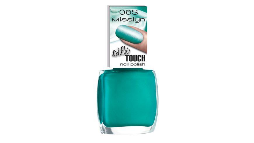 Misslyn silk TOUCH nail polish