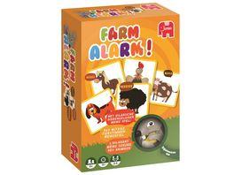 Jumbo Spiele Farm Alarm