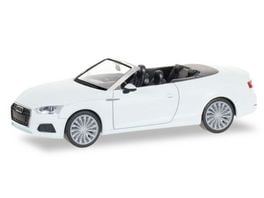 Herpa 028769 Audi A5 Cabrio ibisweiss