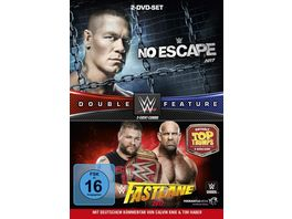 Fastlane No Escape Mueller Bundle DVD