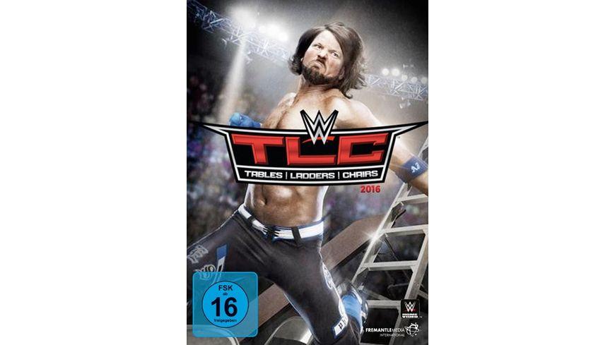 TLC 2016 DVD