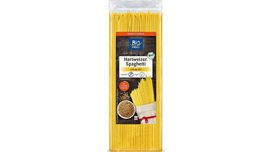 BIO PRIMO Hartweizen Spaghetti