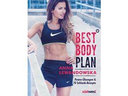 Best Body Plan Power Uebungen 70 Schlank Rezepte