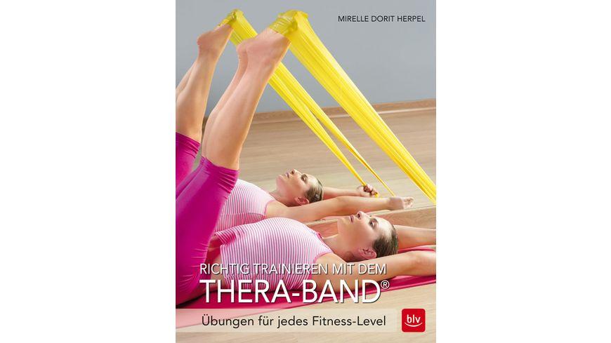 Richtig trainieren mit dem Thera Band Uebungen fuer jedes Fitness Level
