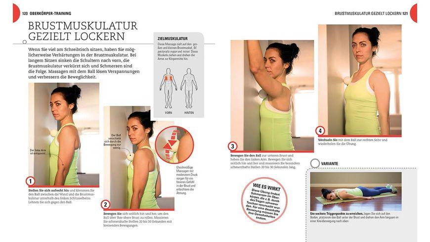 Faszientraining 60 Muskeluebungen fuer festes und elastisches Bindegewebe