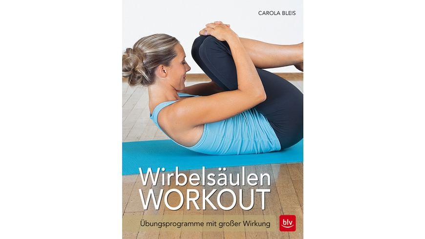 Wirbelsaeulen Workout