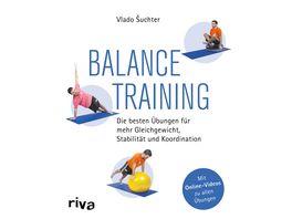 Balancetraining Die besten Uebungen fuer mehr Gleichgewicht Stabilitaet und Koordination