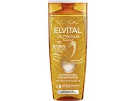 L OREAL PARIS ELVITAL Shampoo Oel Magique Coco Schwerelose Pflege