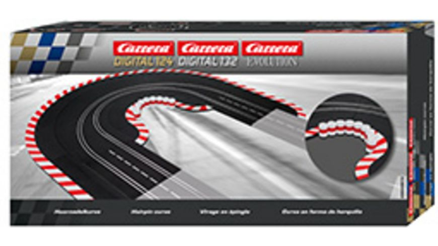 Carrera DIGITAL 132 Haarnadelkurve