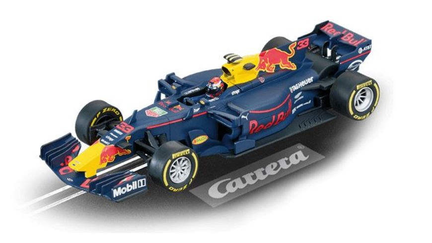 Carrera Evolution Red Bull Racing TAG Heuer RB13 M Verstappen