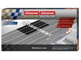 Carrera DIGITAL 124 Multistart Lane
