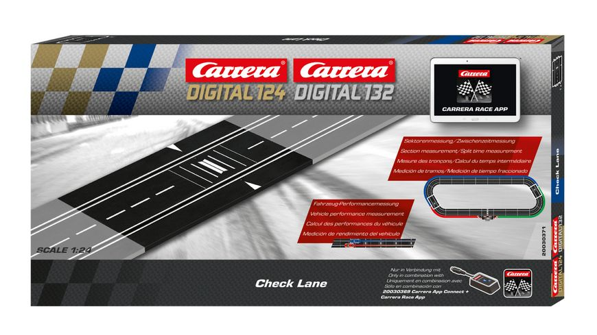 Carrera DIGITAL 124 Check Lane