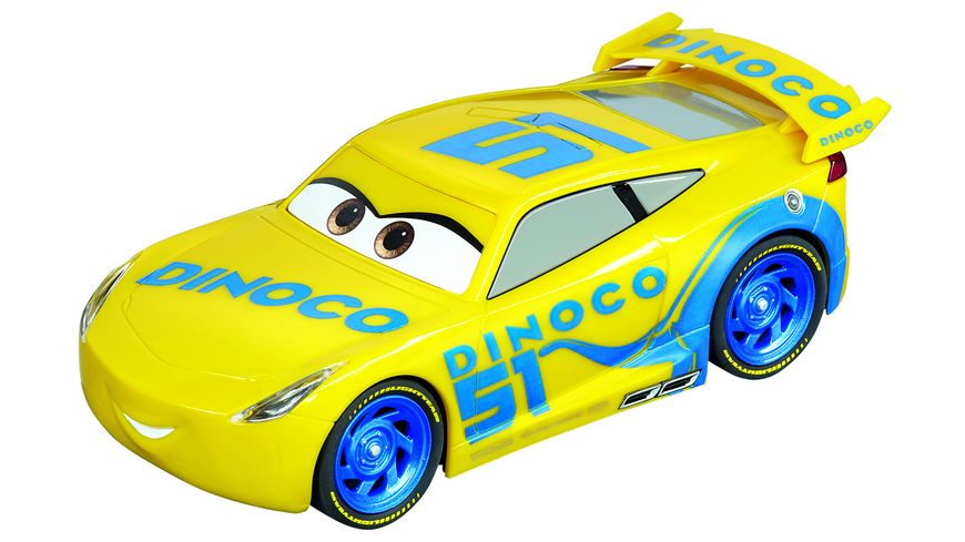 Carrera DIGITAL 132 Disney Pixar Cars 3 Dinoco Cruz