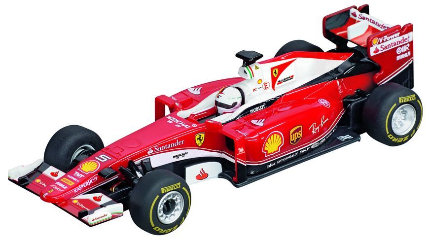 Carrera GO Ferrari SF16 H S Vettel No 5