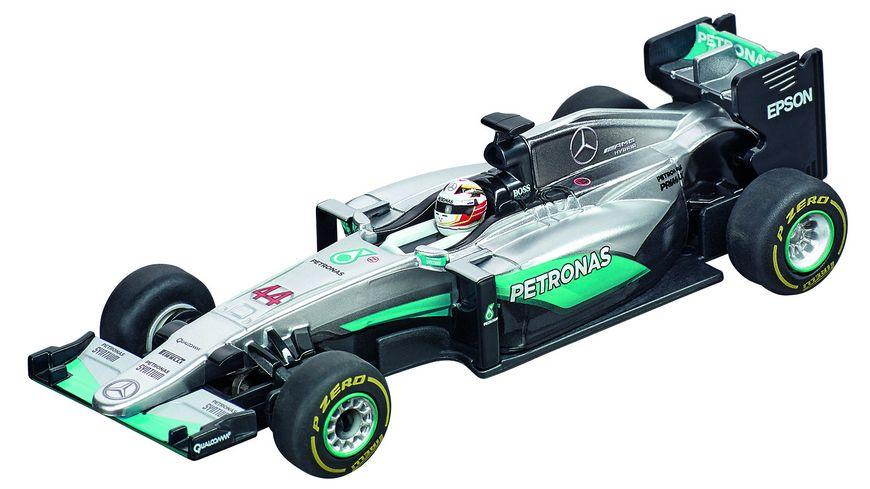 Carrera GO Mercedes F1 W07 Hybrid L Hamilton No 44