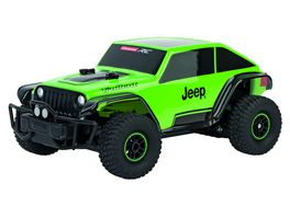 CARRERA RC JEEP TRAILCAT