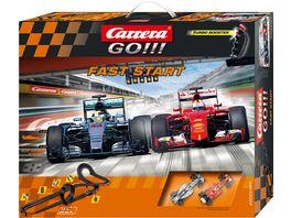 Carrera GO Fast Start