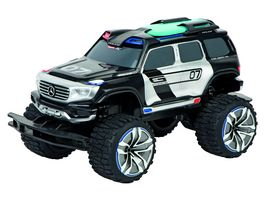 Carrera RC Mercedes Benz Ener G Force Police