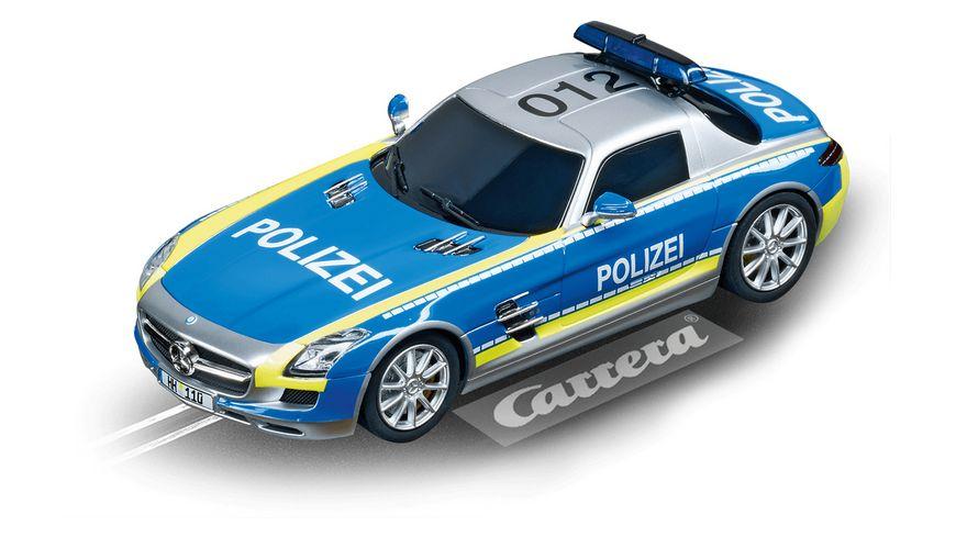 Carrera DIGITAL 132 Mercedes SLS AMG Polizei