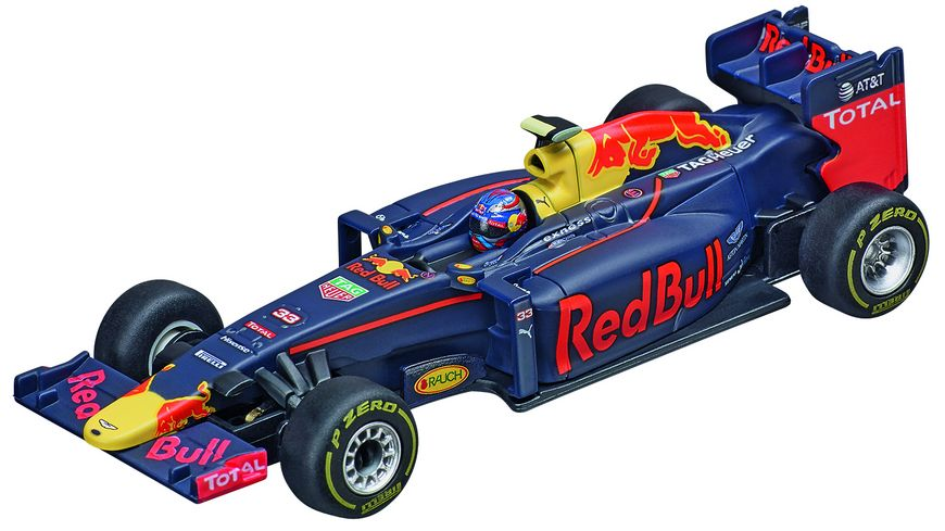 Carrera GO Red Bull Racing TAG Heuer RB12 M Verstappen No 33