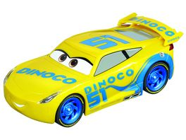 Carrera Evolution Disney Pixar Cars 3 Dinoco Cruz