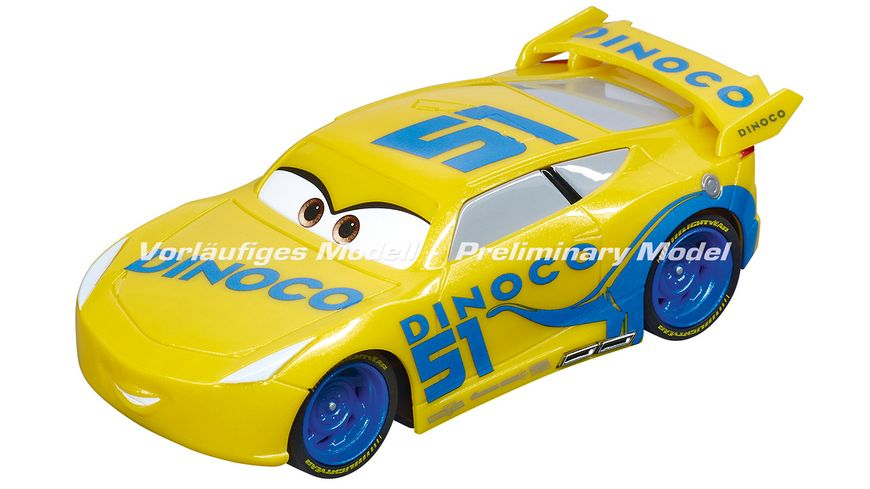Carrera GO Disney Pixar Cars 3 Dinoco Cruz