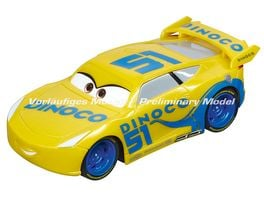 Carrera GO Disney Pixar Cars 3 Dinoco Cruz