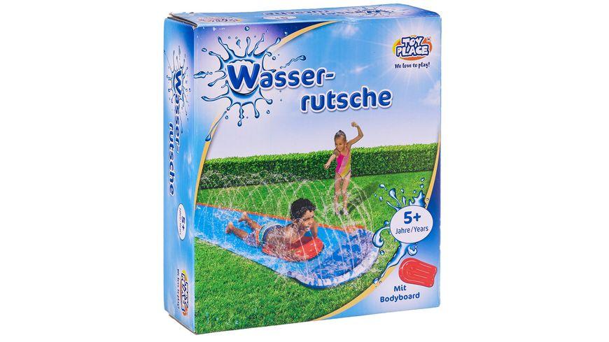 Mueller Toy Place Wasserrutsche