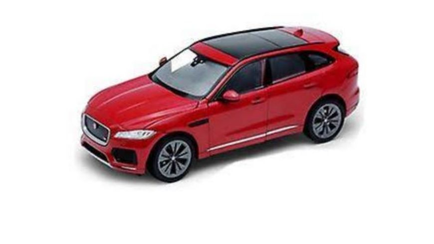 Welly 1 24 Jaguar F Pace