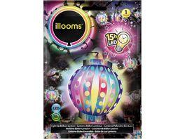 BOTI ILLOOMS Leuchtende Ballon Laterne
