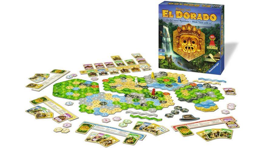 Ravensburger Spiel Wettlauf nach El Dorado